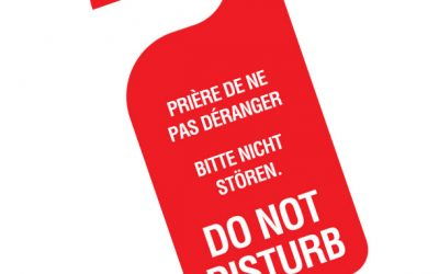 Denver Commercial Office – Do Not Disturb!